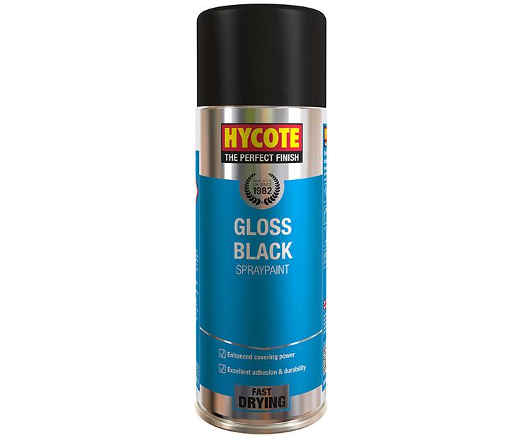 GLOSS BLACK