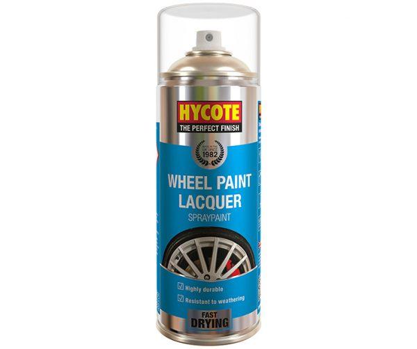 Wheel Paint Lacquer