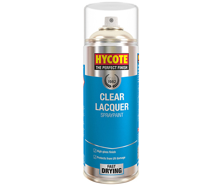 CLEAR LACQUER