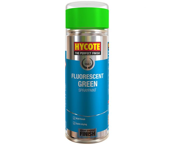 Fluorescent Paint Green