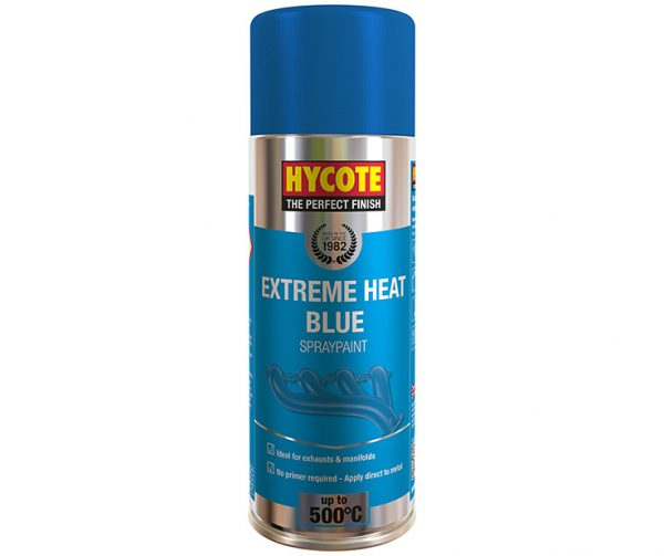Extreme Heat Blue