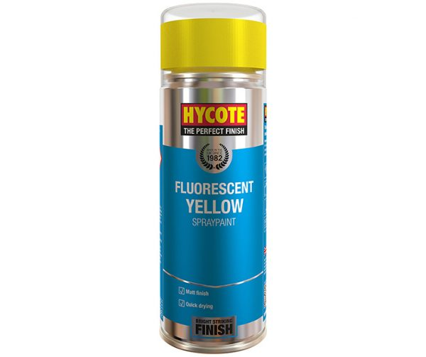 Fluorescent Paint Yellow
